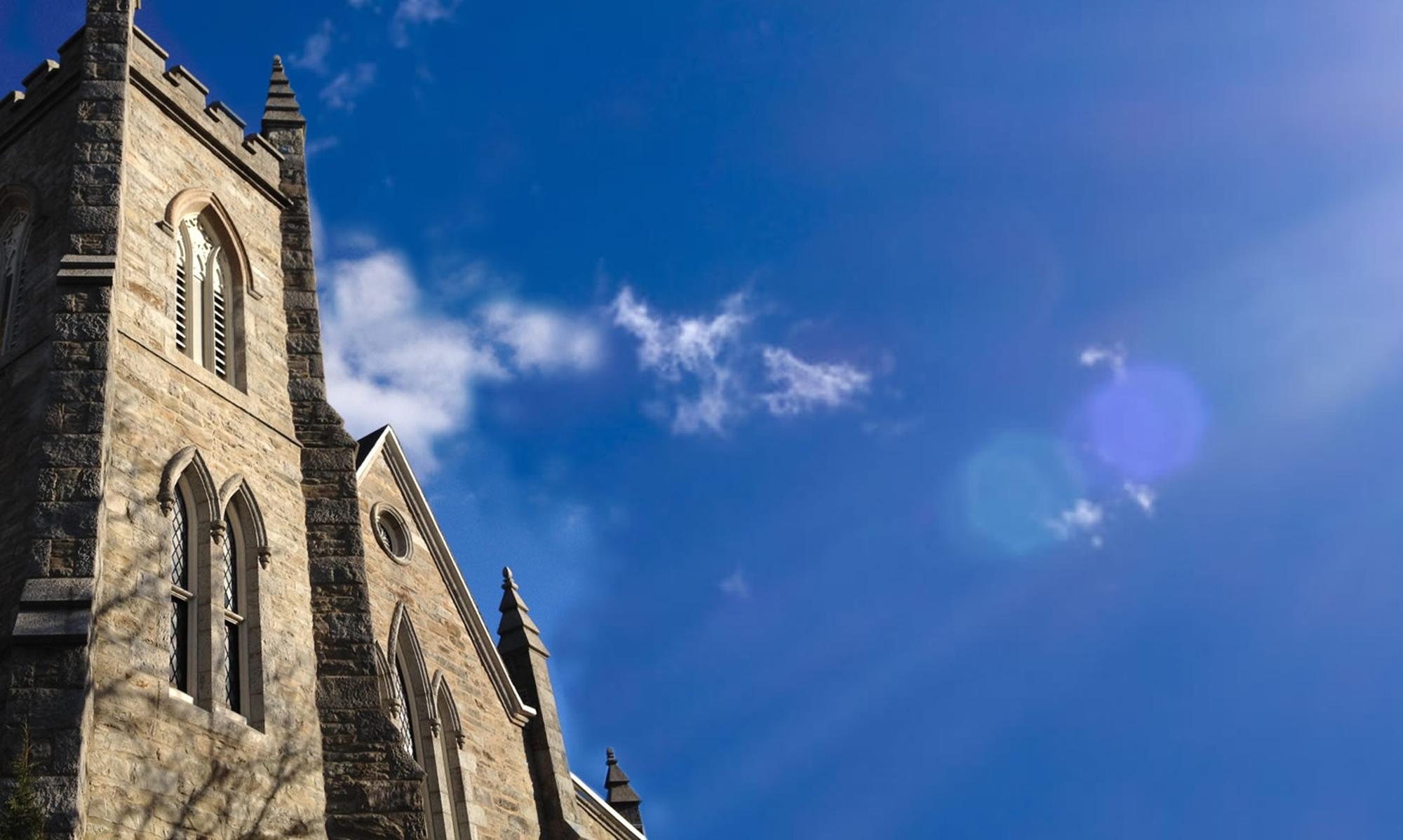 First Congregational Church in Bristol